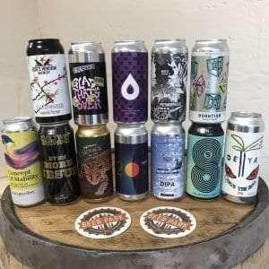Craft Beer Online Delivery Tasting Case