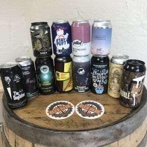 Craft Stout Porter Beer Tasting Case Online Delivery