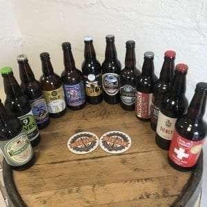 Welsh Beer Tasting Case