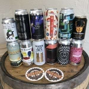 Craft Beer Subscription Online Delivery Tasting Case